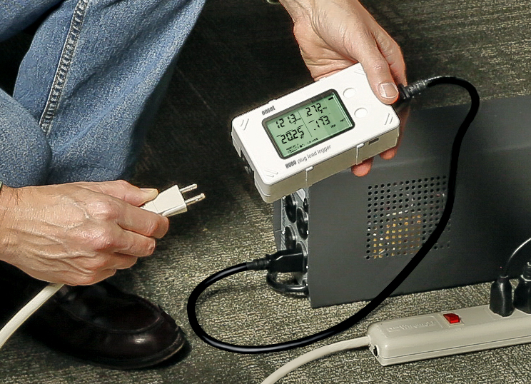 Onset Data Loggers Used in Energy Study